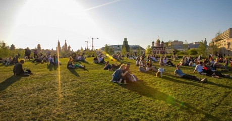 Выставка-конференция ParkSeason Expo: комфортная городская среда и парки отдыха