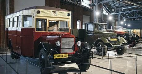 ПРИОСТАНОВЛЕНО | Выставка «Дом для машин. Бахметьевский и другие гаражи» в Еврейском музее
