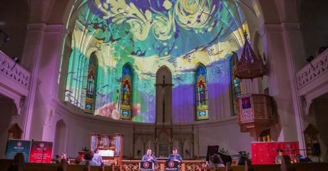 Органный концерт в соборе святых Петра и Павла