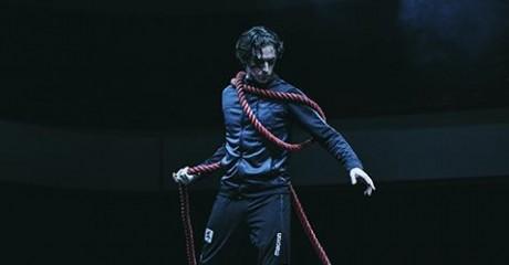Онлайн-выступление Сергея Полунина: балет Sacre