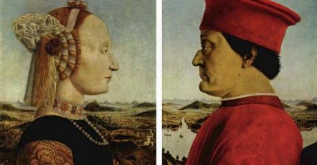 Выставка работ Пьеро делла Франческа