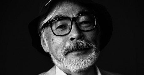Выставка Хаяо Миядзаки