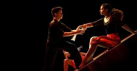 Танго-спектакль «5 времен года в Буэнос-Айресе»