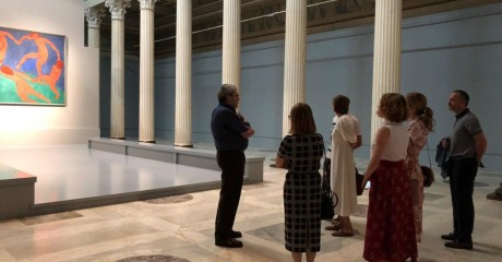 Пятницы в Пушкинском музее