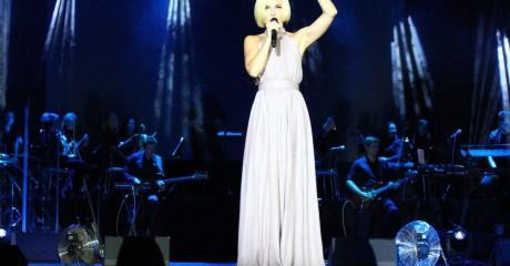 Концерт Полины Гагариной в Казани