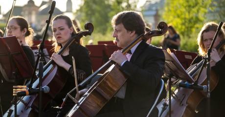 Музыка в парках Самары