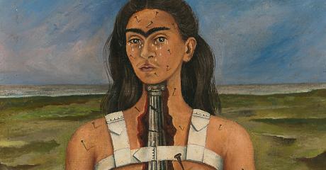 Выставка картин Фриды Кало и Диего Риверы в Санкт-Петербурге