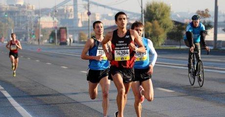 Московский осенний марафон