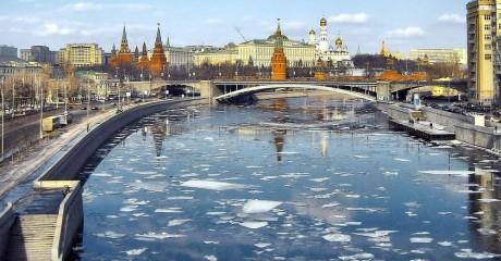 Зимние экскурсии по Москве-реке