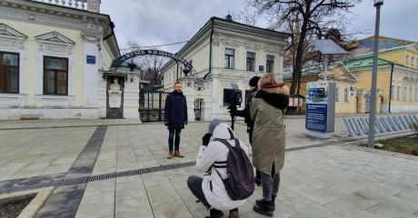 Видеопрогулки по Москве: проект Музея Москвы и LIFE