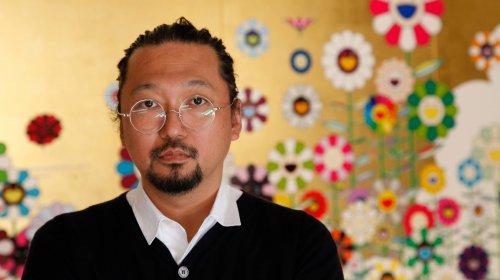 Выставка Такаси Мураками