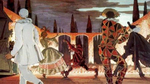 Выставка «Два брата Бенуа. Альберт и Александр»