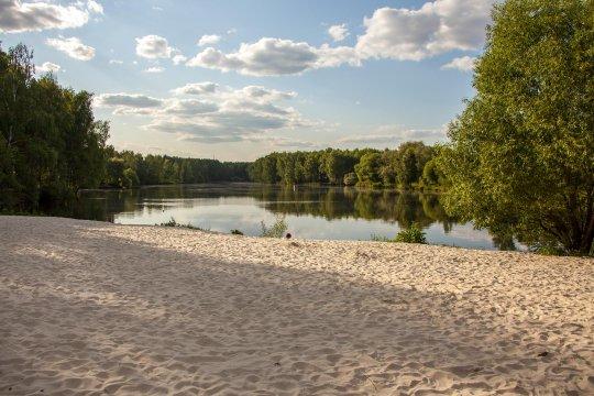 Строгинский парк