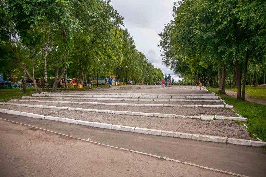 Парк Молодежный