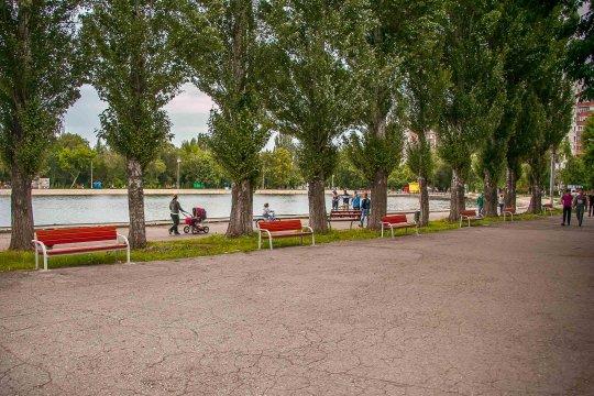 Парк им.50-летия Октября