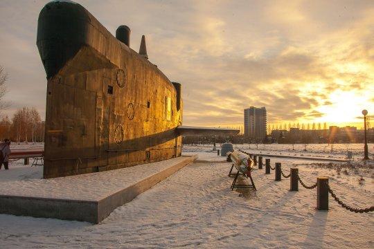 Мемориальный парк Победы