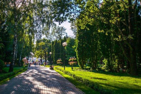 Парк имени Льва Толстого (Химки)