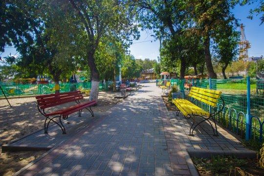 Детский городской парк «Сказка»