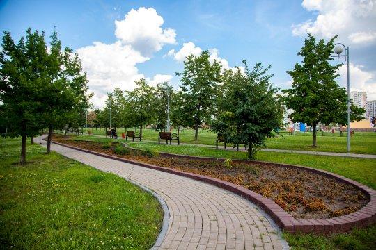 Парк им. Артёма Боровика
