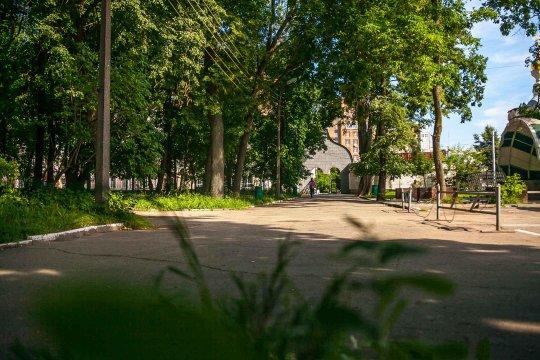 Детский парк имени им. Свердлова