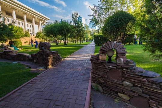 Парк фонда Первого Президента