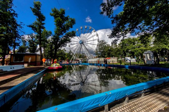 Парк «Юность»