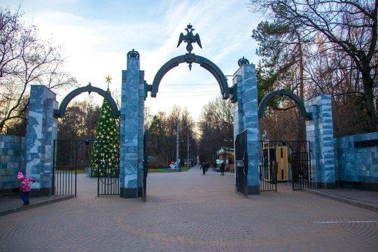 Парк «Фили»