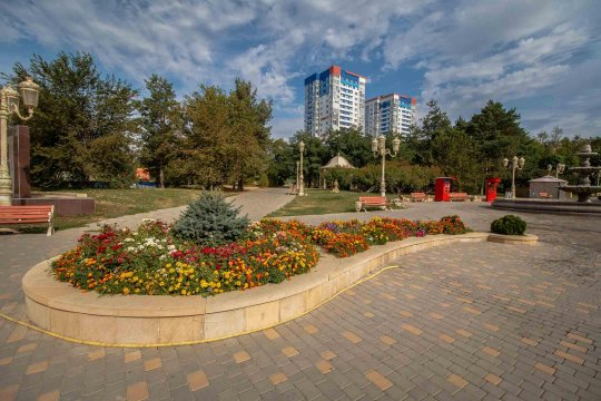 Парк Дружбы (ЦПКиО)