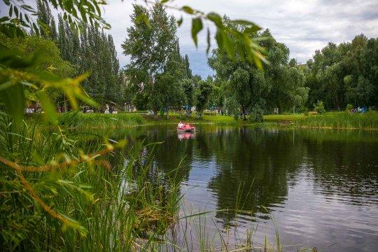 Парк «Воронежские озера»