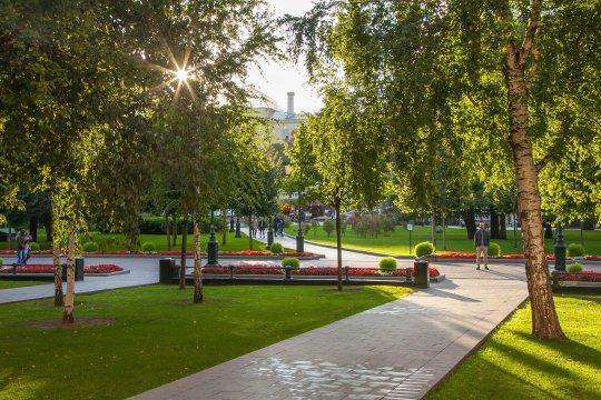 Александровский сад (Москва)