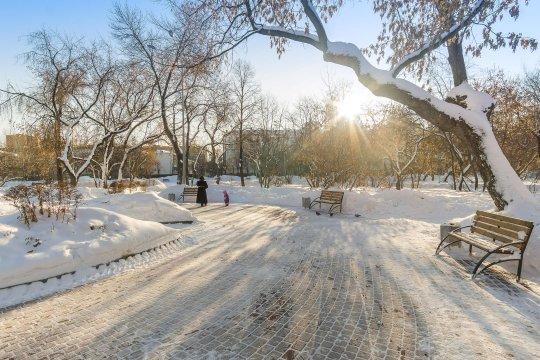 Сад им. Павлика Морозова