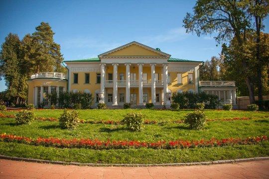 Музей-заповедник «Горки Ленинские»