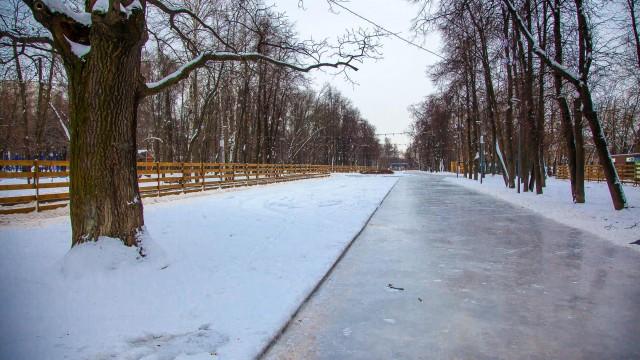 Большой каток в парке «Перовский» (закрыт на лето)