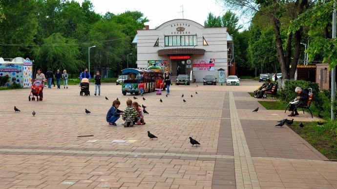 В парке Дружбы и Победы пройдут спектакли под открытым небом