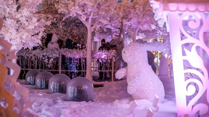 Новогодняя программа «Мастерская Деда Мороза» пройдет в Таганском парке