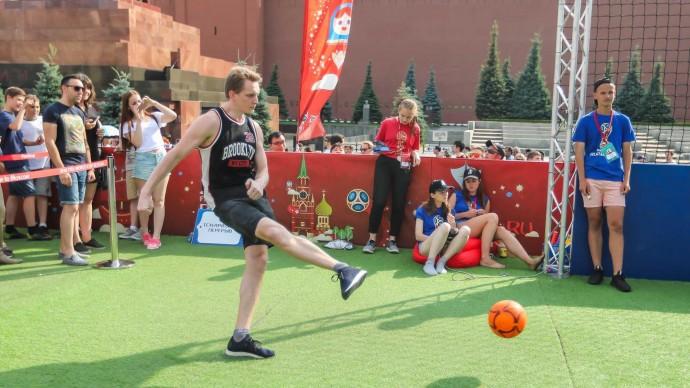 В Калининграде пройдет дворовый футбольный турнир