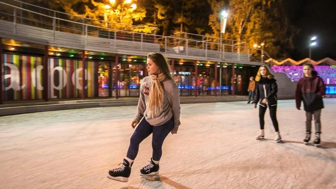 «Сокольники» встретят зиму в китайском стиле