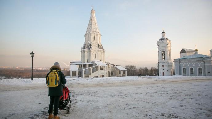 На следующей неделе в Москву придут аномальные морозы