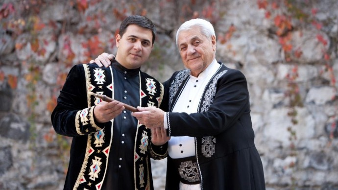 Концерт Дживана Гаспаряна в «Зарядье»