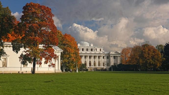 Елагин дворец открывается после комплексной реставрации