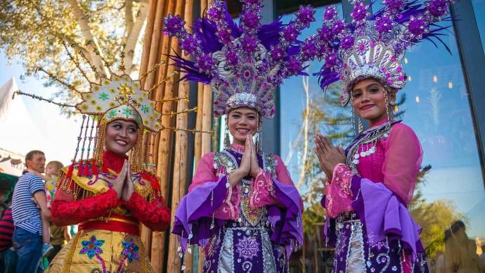 Тайский фестиваль в «Сокольниках»