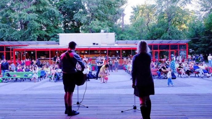 В саду им. Баумана проведут музыкальные кастинги для подростков