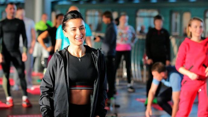 28 июля Тина Канделаки проведет тренировку в «Музеоне»