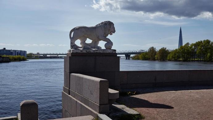 В Санкт-Петербурге открылся парк Кирова