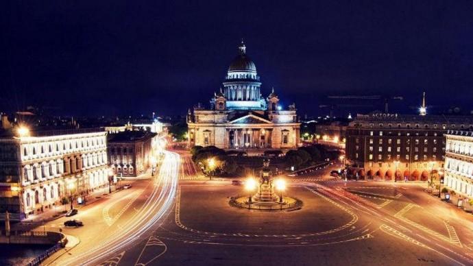 «Ленсвет» создал пешеходную карту по самым освещенным местам города