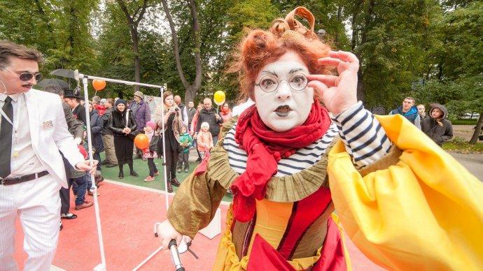 В «Сокольниках» пройдет двухдневный фестиваль клоунов