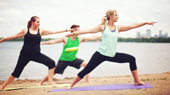 В Сочи устроят фитнес-фестиваль
