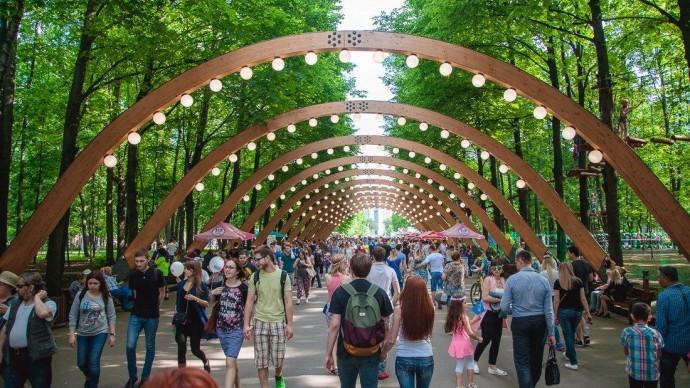 В Москве пройдет первая международная выставка по паркам и общественным пространствам