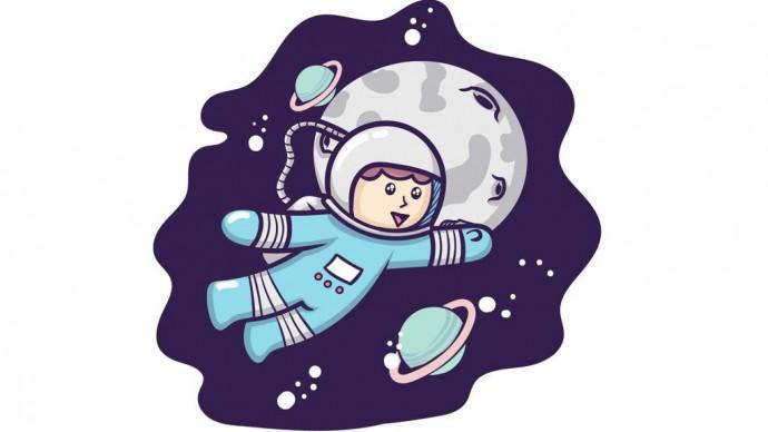 ПКиО «Ходынское поле» проведет видеоурок по созданию открытки ко Дню космонавтики
