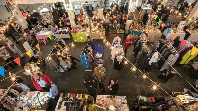 Ярмарка подарков «Горошек маркет» пройдет на выходных